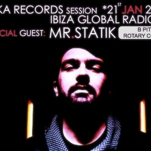 Etoka Session with Mr.Statik/Ibiza Global Radio