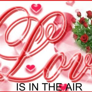 LOVE IS IN THE AIR ( 80'S Love songs )