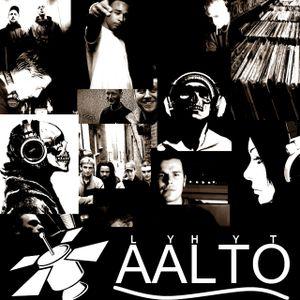 Lyhyt Aalto 01 /// 30.06.2012 /// Hip-Hop / Rap