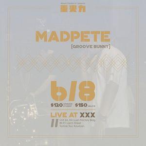 Madpete - Absurd Creation is 1 Presents: 重火力 (06/08, XXX)