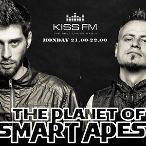 The Planet Of Smart Apes@KISSFM 19.05.2014