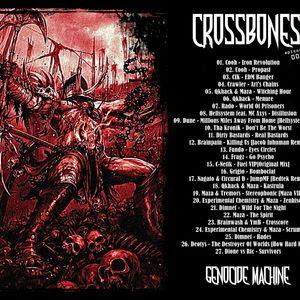 GENOCIDE MACHINE [Para-Noir] - CROSSBONES.Episode 009 [16.08.2014]