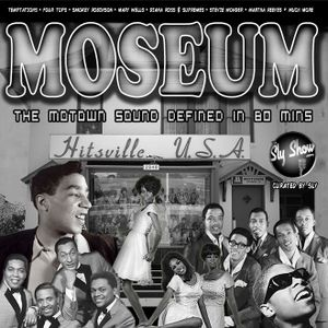 The Motown Sound in 80 mins, Temptations, Stevie Wonder, Smokey Robinson (TheSlyShow.com)