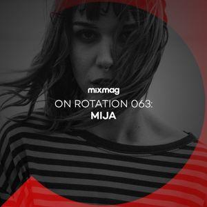 On Rotation 063: Mija