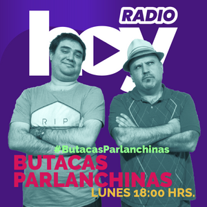 Butacas Parlanchinas 27/05/2019