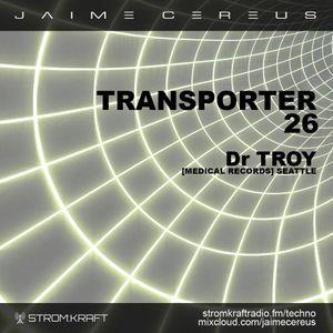 Transporter v. 26 by Jaime Cereus with Dr. Troy