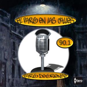 """Faro en las calles entrevisto a """"Leslie Grun"""" programa transmitido el día 3 de Mayo 2017 por Radio F"""