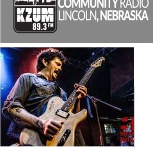 Mike Zito Interview KZUM-FM Lincoln, NE with Al Lundy 12/6/2017