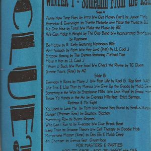 DJ Clue - Winter part 1 (1995)
