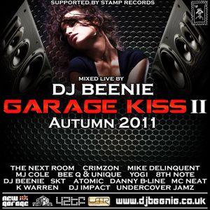 Dj Beenie - Garage Kiss 2 - Autumn 2011