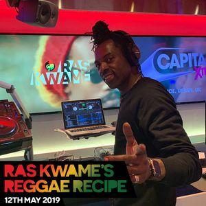 Reggae Recipe - 12/05/19 (Reggae / Dancehall / Bass / Bashment / Afrobeats)
