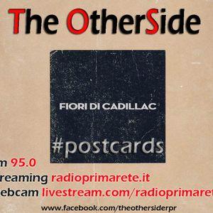Tos 4x25 #postcards (feat. Fiori di Cadillac)