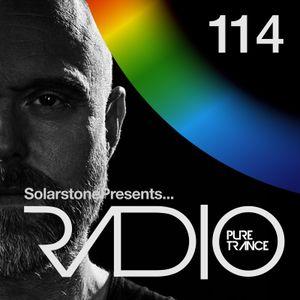 Solarstone presents Pure Trance Radio Episode 114