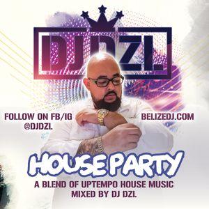 DJ Dzl - HOUSE Party