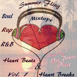 Ya Potna Pizzl - Heart Beatz & Heart Breakz Vol.1 Summer Fling