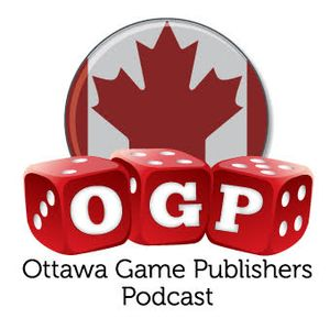 Ottawa Game Publishers Podcast Episode 2