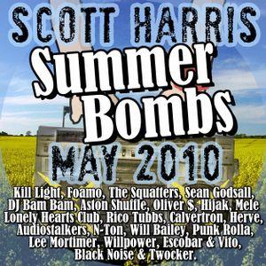 SCOTT HARRIS SUMMER BOMBS MAY 2010