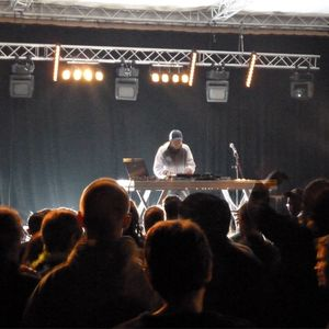 M-RODE live @ Strange Festival 2010