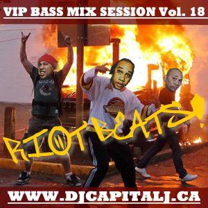 DJ CAPITAL J - RIOT BEATS [VIP BASS #18]