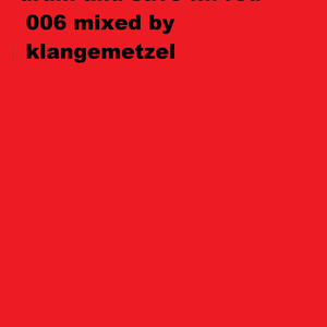 drum and save fm 006 red  mixed by klanggemetzel