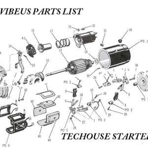 DJ Vibeus Techouse Starter - VOL 3