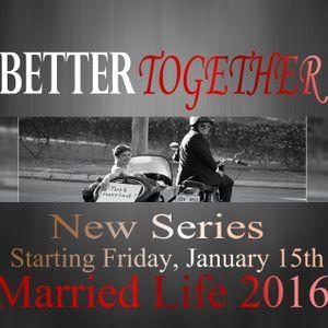 Better Together Part 1 / Pastor Steve