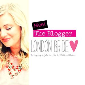 005: Meet The Wedding Blogger- London Bride aka Charley Beard