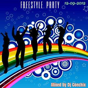Freestyle Party 12-09-2012