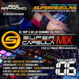 #SuperCapsulaMix - #Volumen106 - by @DjMikeRaymond