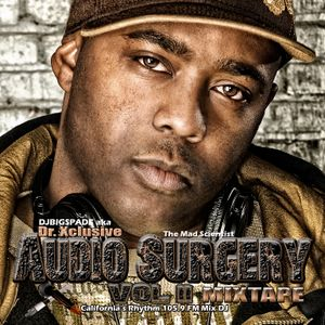 Audio Surgery - Dj Big Spade aka Dr. Xclusive (Violator All Star Djs)