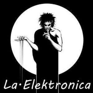 """LA.Elektronica ,,Techno braucht kein Mensch, aber der Mensch braucht Techno""""  Vinyl Dj Set"""