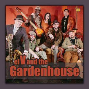 El V and The Gardenhouse en RickyMundo