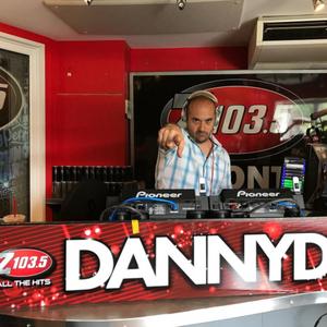 DJ Danny D - Wayback Lunch - Oct 20 2017 - Trance / Latin House
