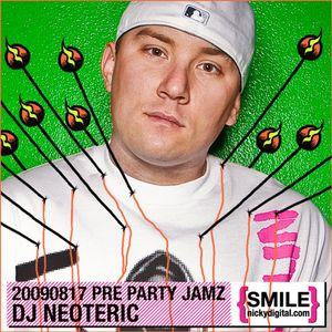 Pre Party Jamz #56 for Nicky Digital