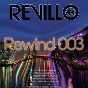 Rewind 003 Mix