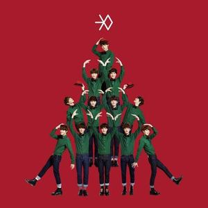 42.FC /20.12.2013/ - Christmas edition + cover на EXO - Miracles in December от Яна Божана и Валерия