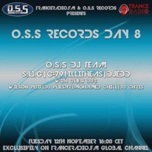 Dj Chris O.S.S Recordsday Guest Mix