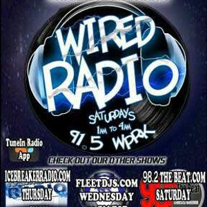Wired-Radio w/ Tom G & Cassidy