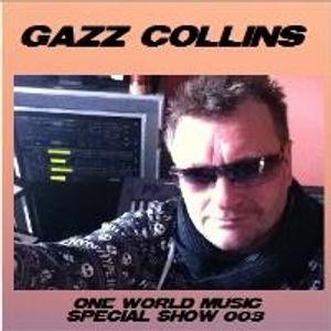 The Gazz Collins Show January 2014