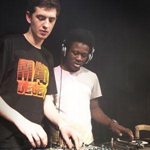 Skream and Benga - BBC  Radio1 (08-31-2012)
