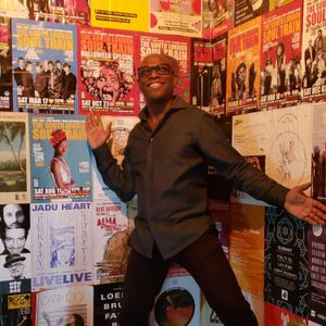 MARV Live at the South London Soul Train on October 26 2019