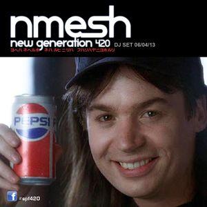 Nmesh - Live @ New Generation 420 (#spf420 Set, 06/04/13) [2013]
