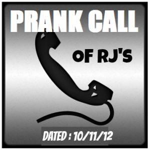 A PRANK CALL OF RJ's