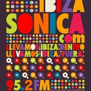 Oscar Gomez - Live Broadcast at Ibiza Sonica Radio - 13 06 2012