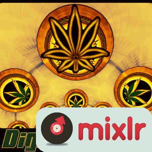 Techstep/neurofunk session # 1 - DJ Digital Skunk