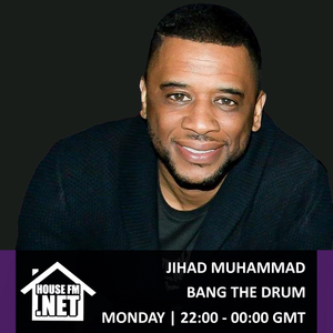 Jihad Muhammad - Bang The Drum Sessions 22 OCT 2018