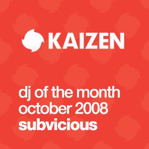 DJ of the Month October 2008 - Subvicious