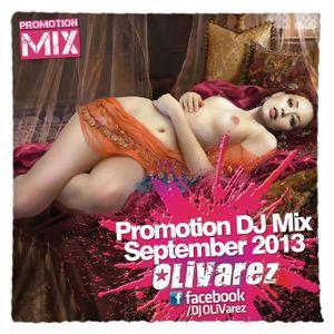 OLiVarez' Promotion DJ Mix September 2013