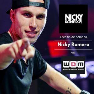 Luis Lopez - WDM 357 (Invitado Nicky Romero desde Pacha Ibiza)
