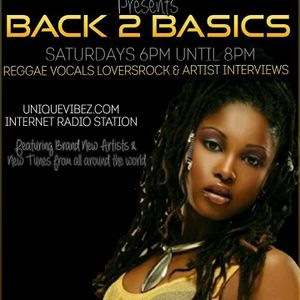 ZIGEDUB BACK 2 BASICS ON UNIQUEVIBEZ 25TH MARCH 2017 FEAT ANTHONY MALVO